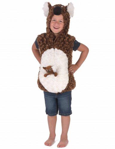 Weiches Koala Kostüm für Kinder-4