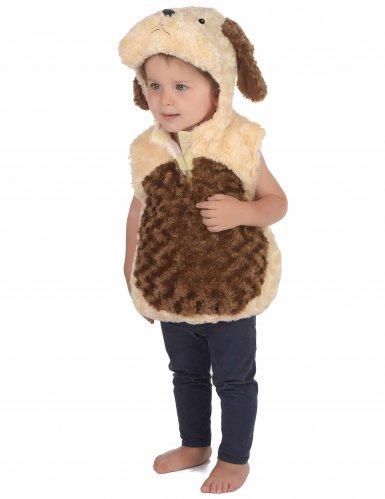 Weiches Hundekostüm für Kinder