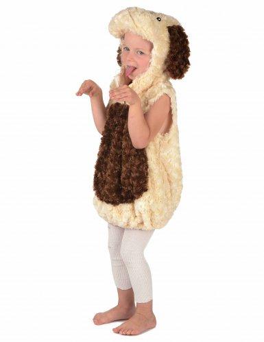 Weiches Hundekostüm für Kinder-2