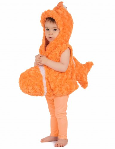 Clownsfisch Kostüm für Kinder