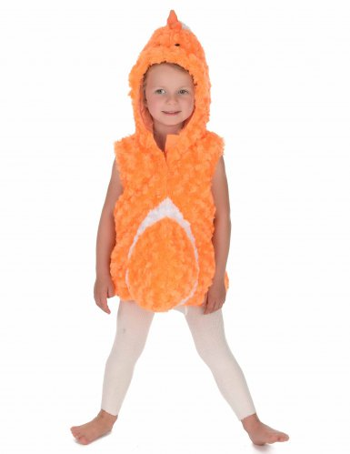 Clownsfisch Kostüm für Kinder-2