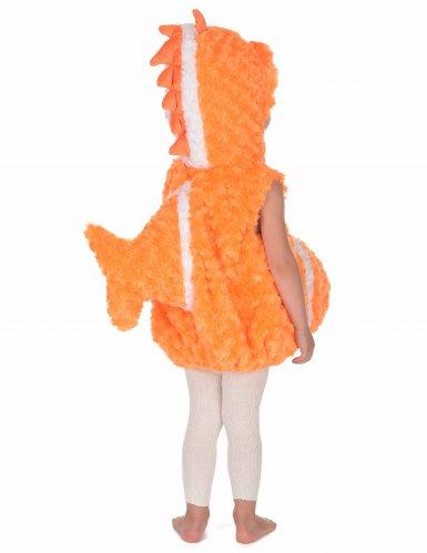 Clownsfisch Kostüm für Kinder-3