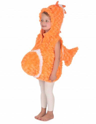 Clownsfisch Kostüm für Kinder-4