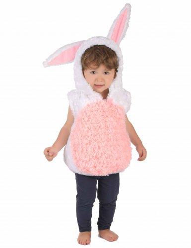 Weiches Hasen-Kostüm für Kinder