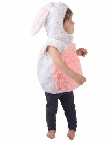 Weiches Hasen-Kostüm für Kinder-1