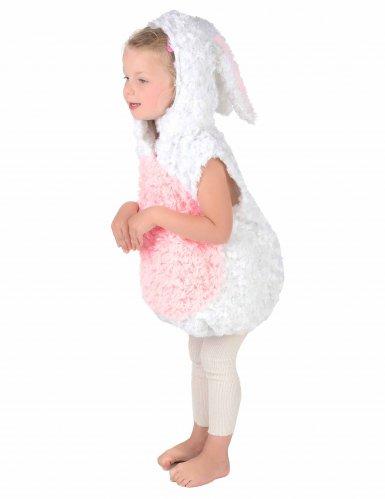 Weiches Hasen-Kostüm für Kinder-2