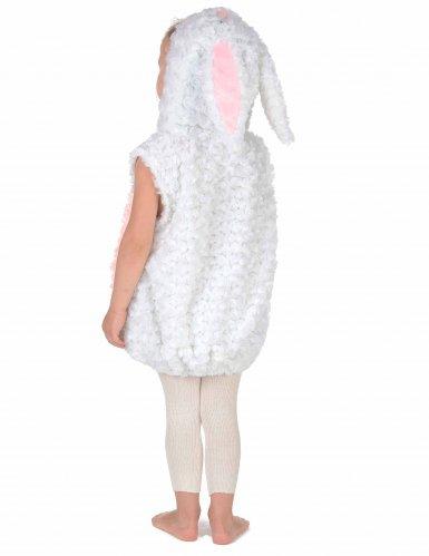 Weiches Hasen-Kostüm für Kinder-3