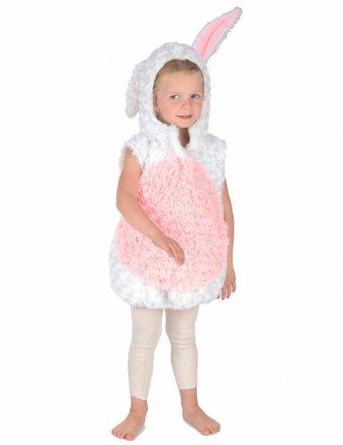 Weiches Hasen-Kostüm für Kinder-4