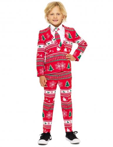 Kinder Opposuits™ für Weihnachten Mr. Winterwonderland
