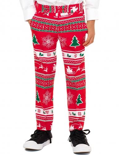 Kinder Opposuits™ für Weihnachten Mr. Winterwonderland-1
