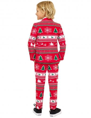Kinder Opposuits™ für Weihnachten Mr. Winterwonderland-2
