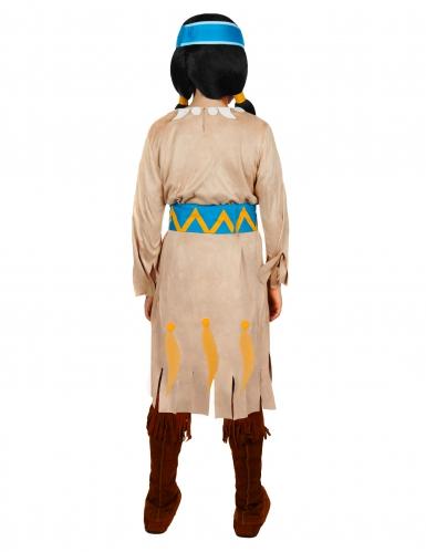 Regenbogen Kostüm für Kinder aus Yakari™-1