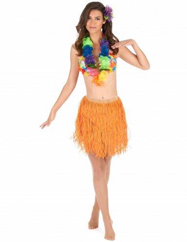 Hawaii - Damenrock in Orange