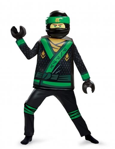 Deluxe Lloyd Ninjago Lego™-Kostüm für Kinder neues Modell-1