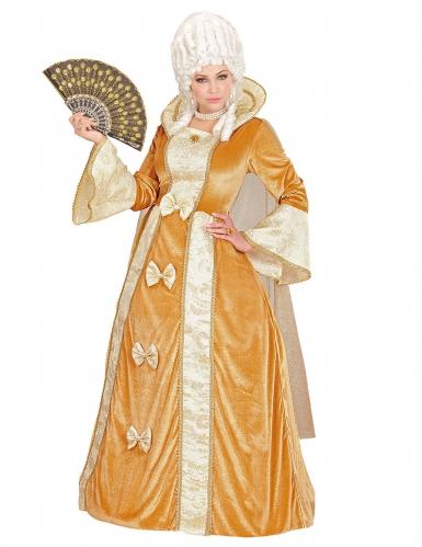 Venezianisches Kleid Luxus Damen