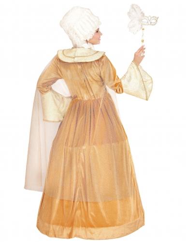 Venezianisches Kleid Luxus Damen-1