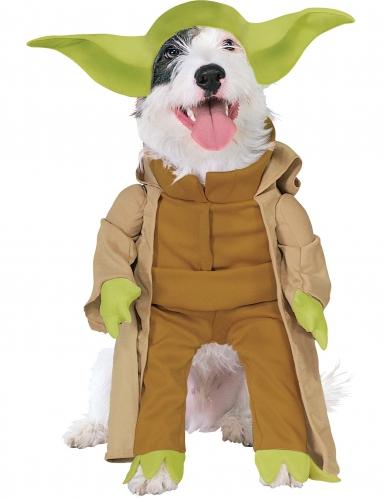 Yoda Kostüm für Hunde Star Wars™
