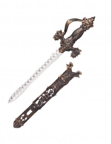 Ritter Schwert Kostümzubehör 40 cm
