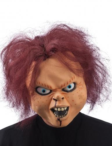Puppen Maske für Erwachsene Halloween
