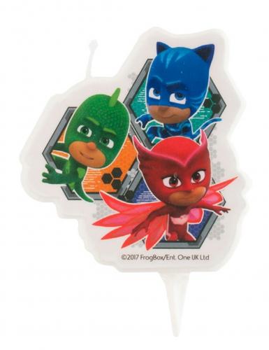 Kerze PJ Masks ™ 7,5 cm
