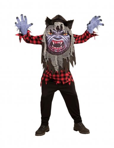 Werwolf Kostüm für Jugendliche