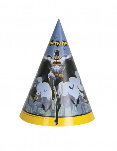 8 Partyhüte Batman™