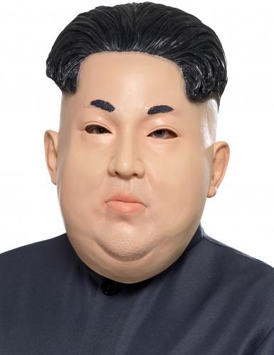 Maske koreanischer Diktator aus Latex