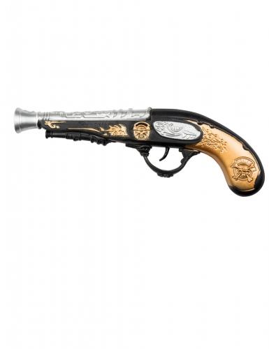 Piraten-Pistole mit Sound Spielzeug 28 cm
