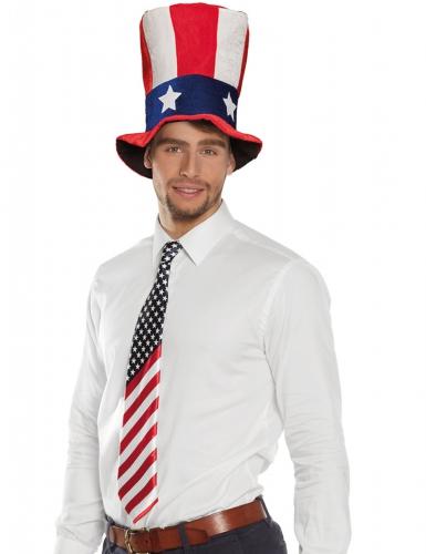 USA Krawatte für Herren Amerika