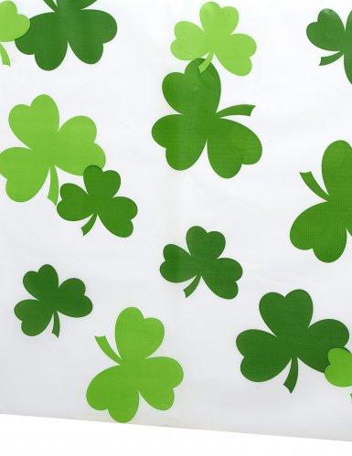 St. Patrick's Day Tischdecke Kleeblätter 137x259 cm-1