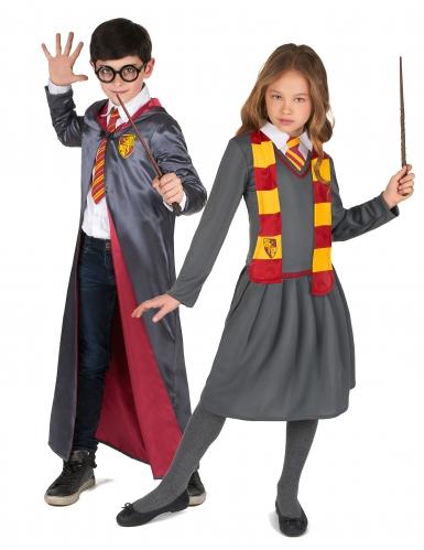 Paarkostüm Zauberlehrlinge für Junge und Mädchen