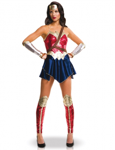 Wonder Woman Justice League™ Damen-Kostüm