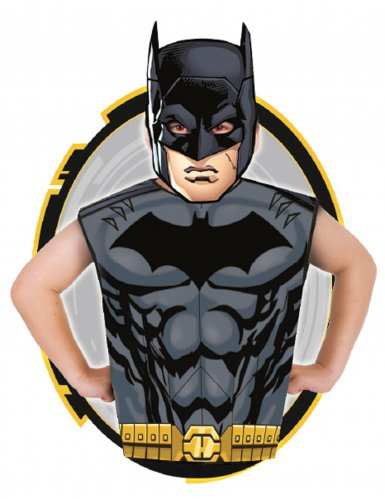 T-Shirt und Maske™ Batman für Kinder