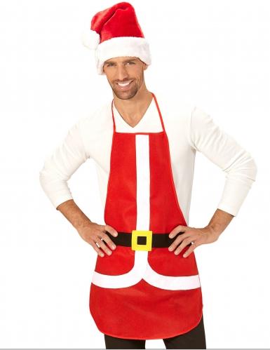 Weihnachtsschürze 75 x 54 cm