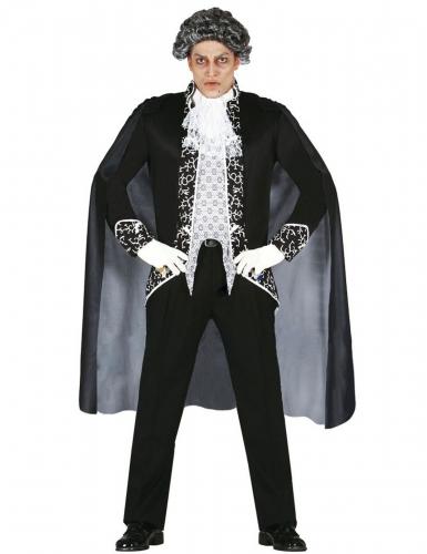 Barock Kostüm für Herren Halloween