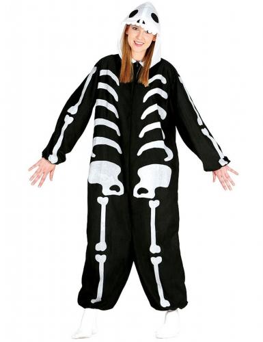 Skelett Anzug für Erwachsene Halloween