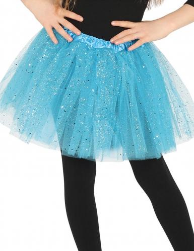 Petticoat-Tutu für Mädchen Kostümzubehör blau