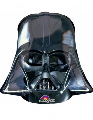 Großer Ballon Darth Vader Star Wars™ 63 x 63 cm