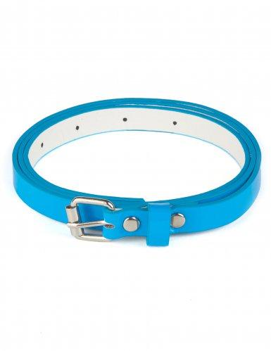 Gürtel Kostümzubehör für Erwachsene Fasching blau