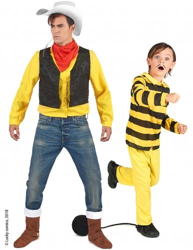 Vater - Sohn Kostüm Lucky Luke™ und Dalton