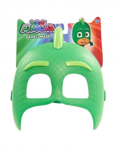 PJ Masks™ Gecko Maske für Kinder Lizenzartikel grün-1
