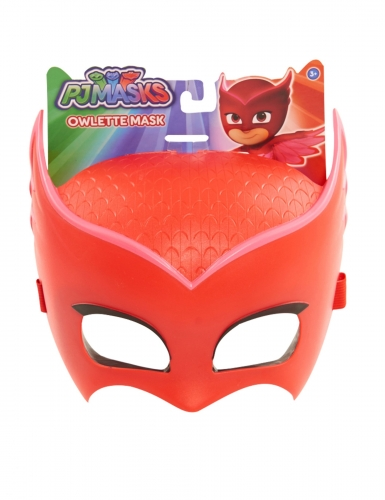 Eulette PJ Masks™ Maske für Kinder Lizenz rot-1