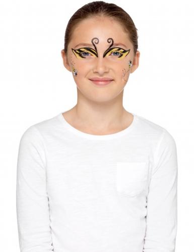 Make-up-Kit für Marienkäfer und Biene Partyzubehör-11