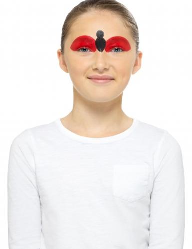 Make-up-Kit für Marienkäfer und Biene Partyzubehör-3