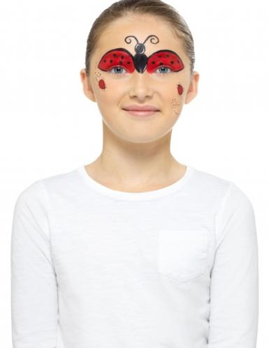 Make-up-Kit für Marienkäfer und Biene Partyzubehör-5
