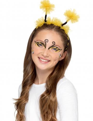Make-up-Kit für Marienkäfer und Biene Partyzubehör-6