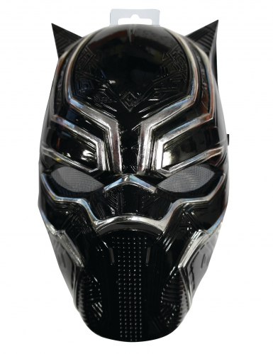 Black Panther™ Maske für Kinder-1
