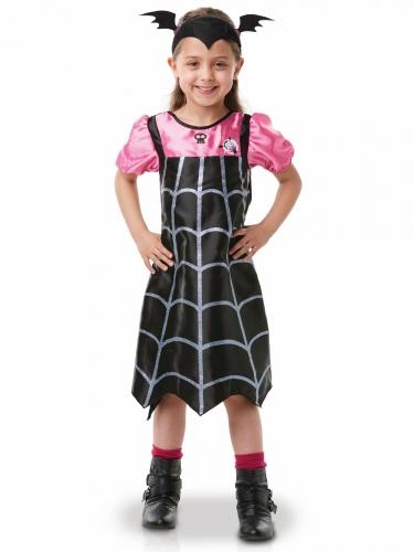 Vampirina™-Kinderkostüm Lizenz Disney schwarz-rosa-weiss