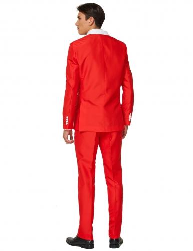 Mr. Santa-Suitmeister™ weihnachtlicher Herrenanzug rot-weiss-1