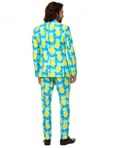 Stilvoller Ananas-Opposuits™ Herren-Kostüm bunt-1
